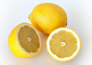 lemon, lemon juice